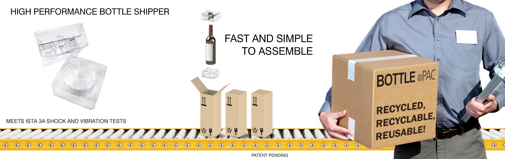Bottle ePac - Site Web - Bannière - Page Accueil - Sans Fond